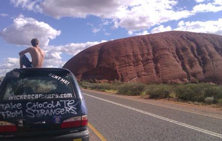 Backpacker australien kennenlernen
