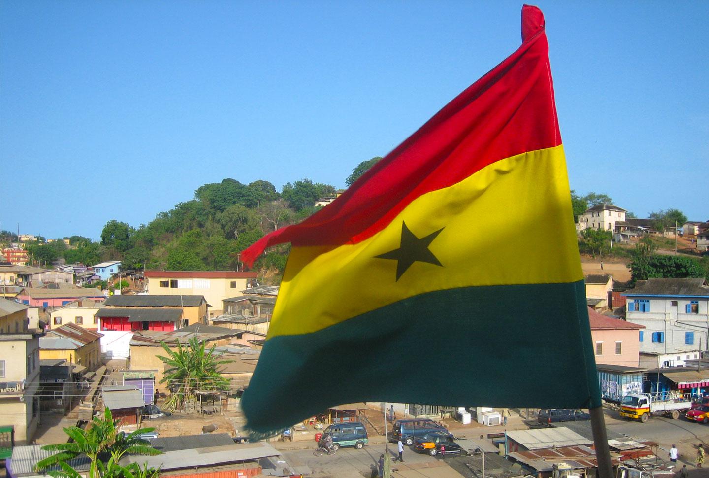 Auslandsaufenthalt Ghana
