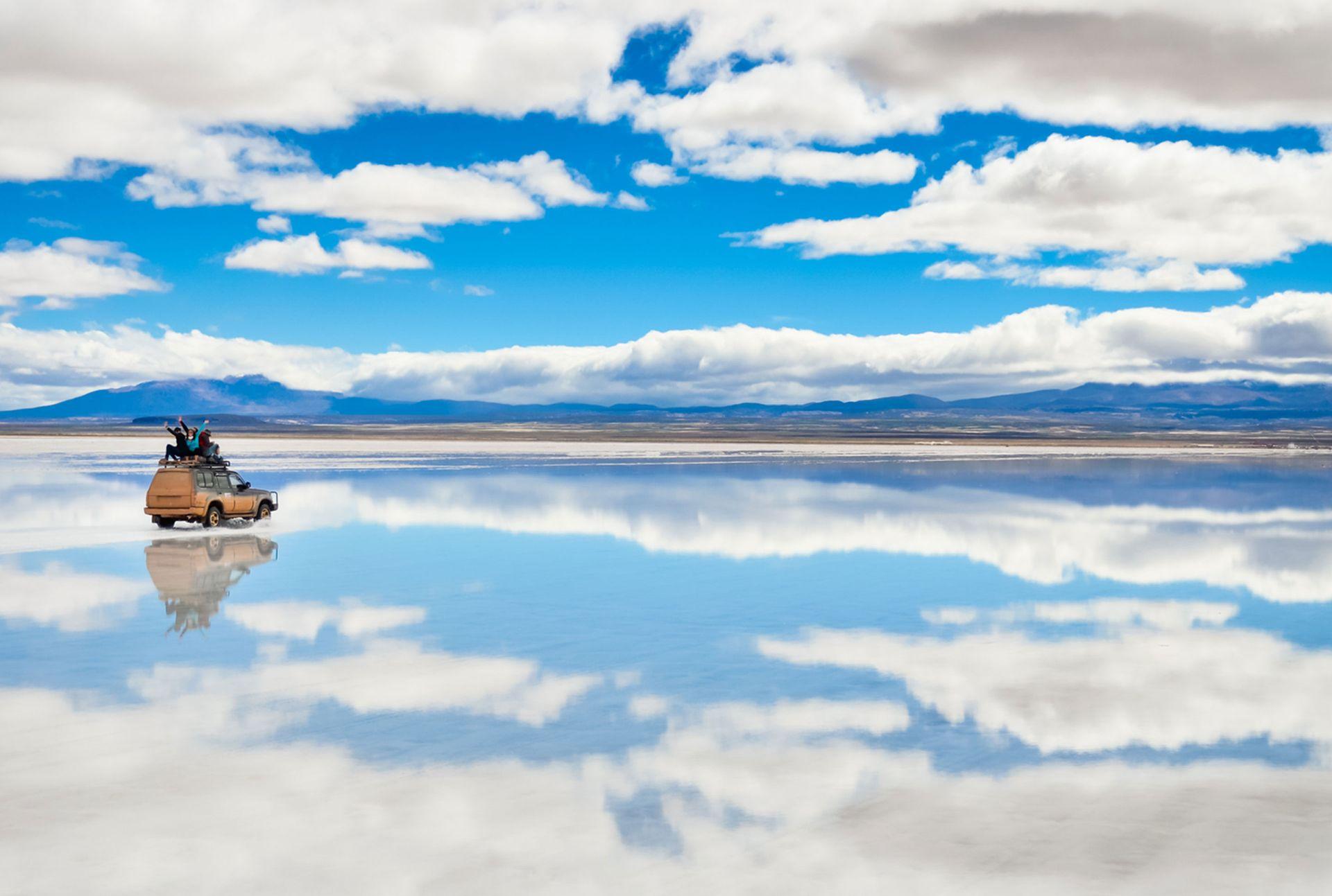 Auslandsaufenthalt Bolivien