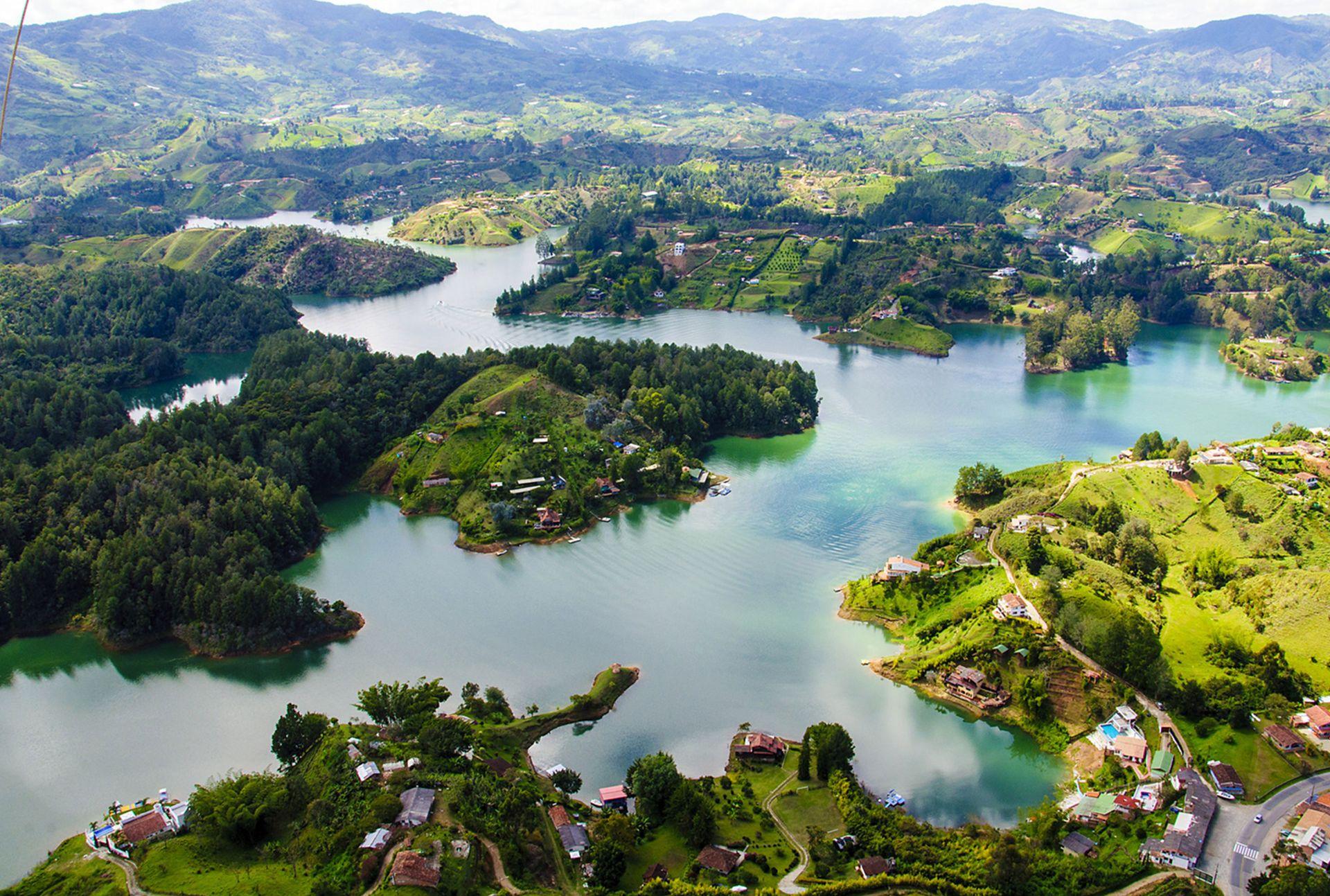 Auslandsaufenthalt Kolumbien