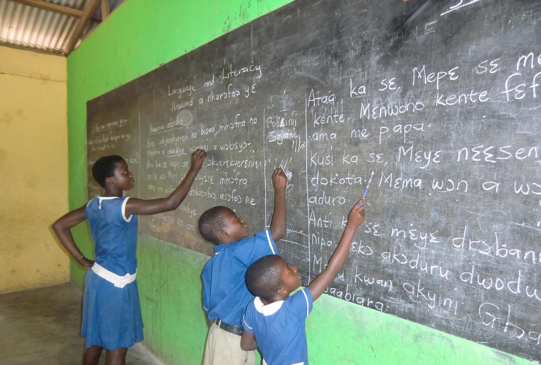 Hilfsprojekte Ghana