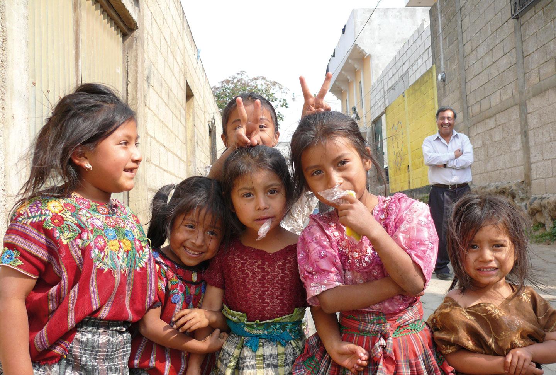 Freiwilligenarbeit Guatemala