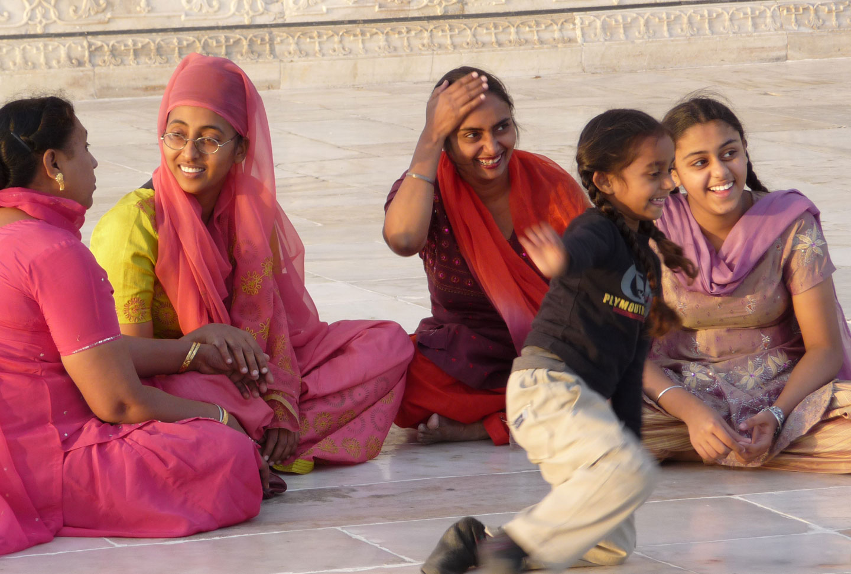 Freiwilligenarbeit Indien