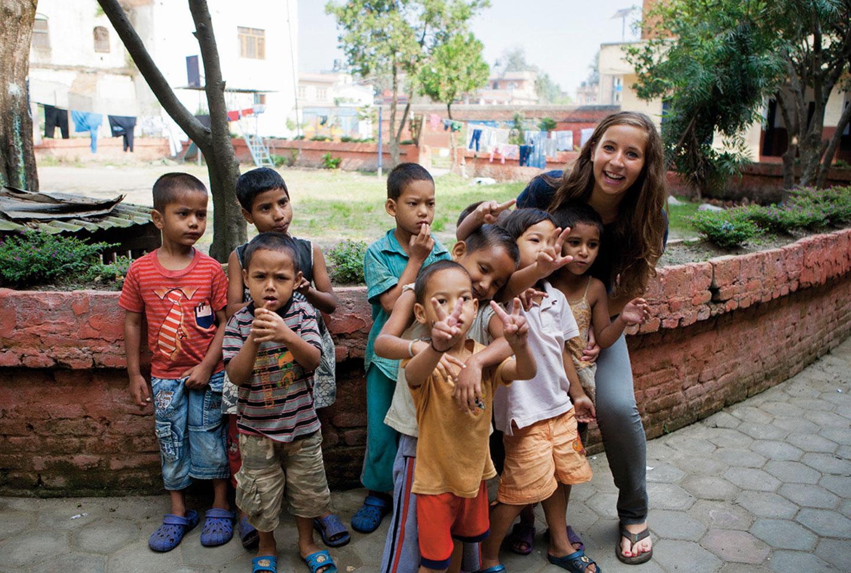 Freiwilligenarbeit Nepal Erfahrungsberichte