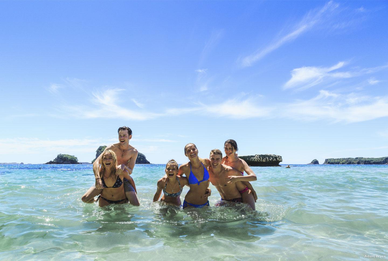Freiwilligenarbeit Ozeanien