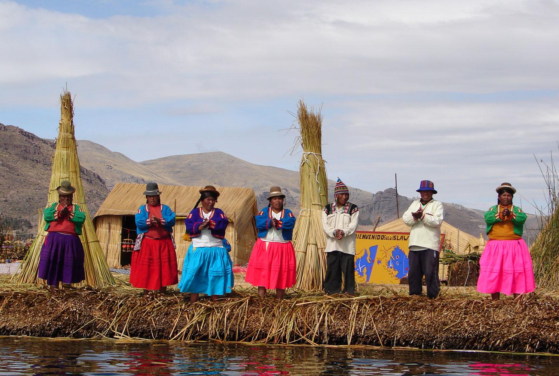 Hilfsprojekte Peru