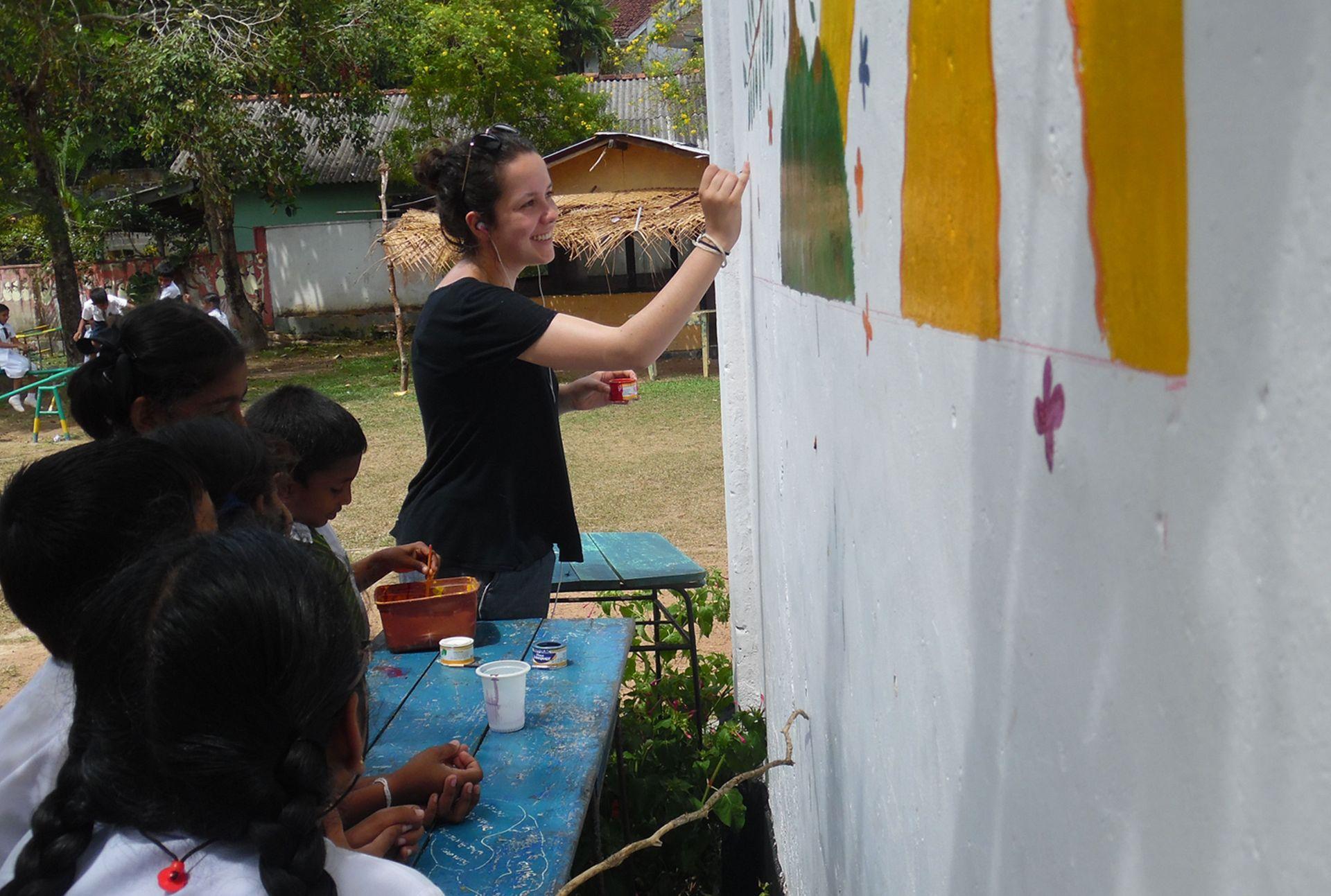 Freiwilligenarbeit Sri Lanka <br> Erfahrungsberichte