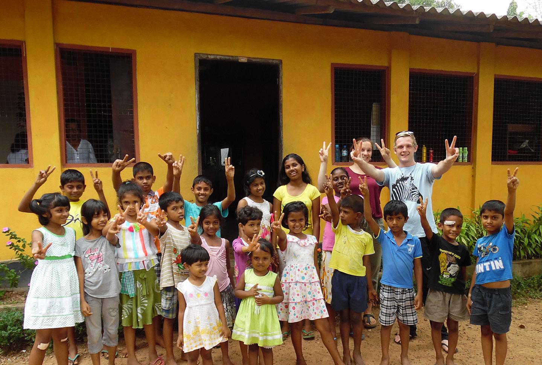 Freiwilligenarbeit Sri Lanka