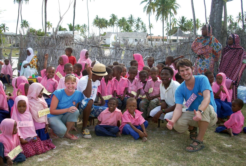 Hilfsprojekte Tansania