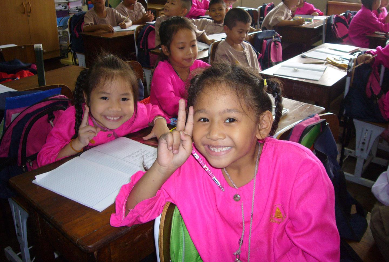 Hilfsprojekte Thailand