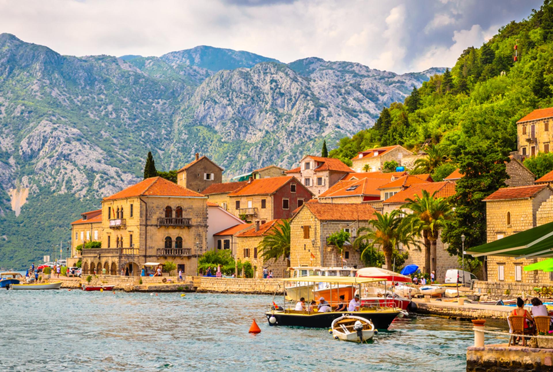 Erlebnisreise Balkan