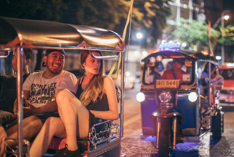 Erlebnisreise Südostasien