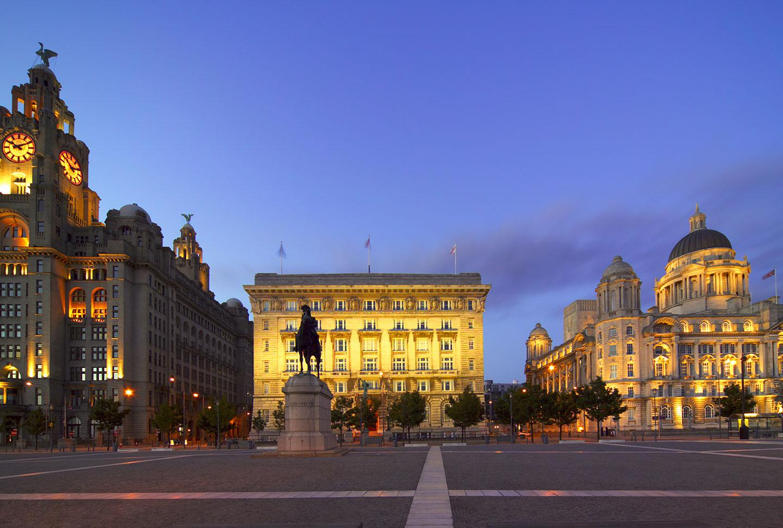 Schüleraustausch Liverpool