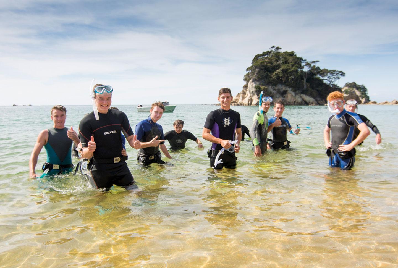 Schüleraustausch Neuseeland