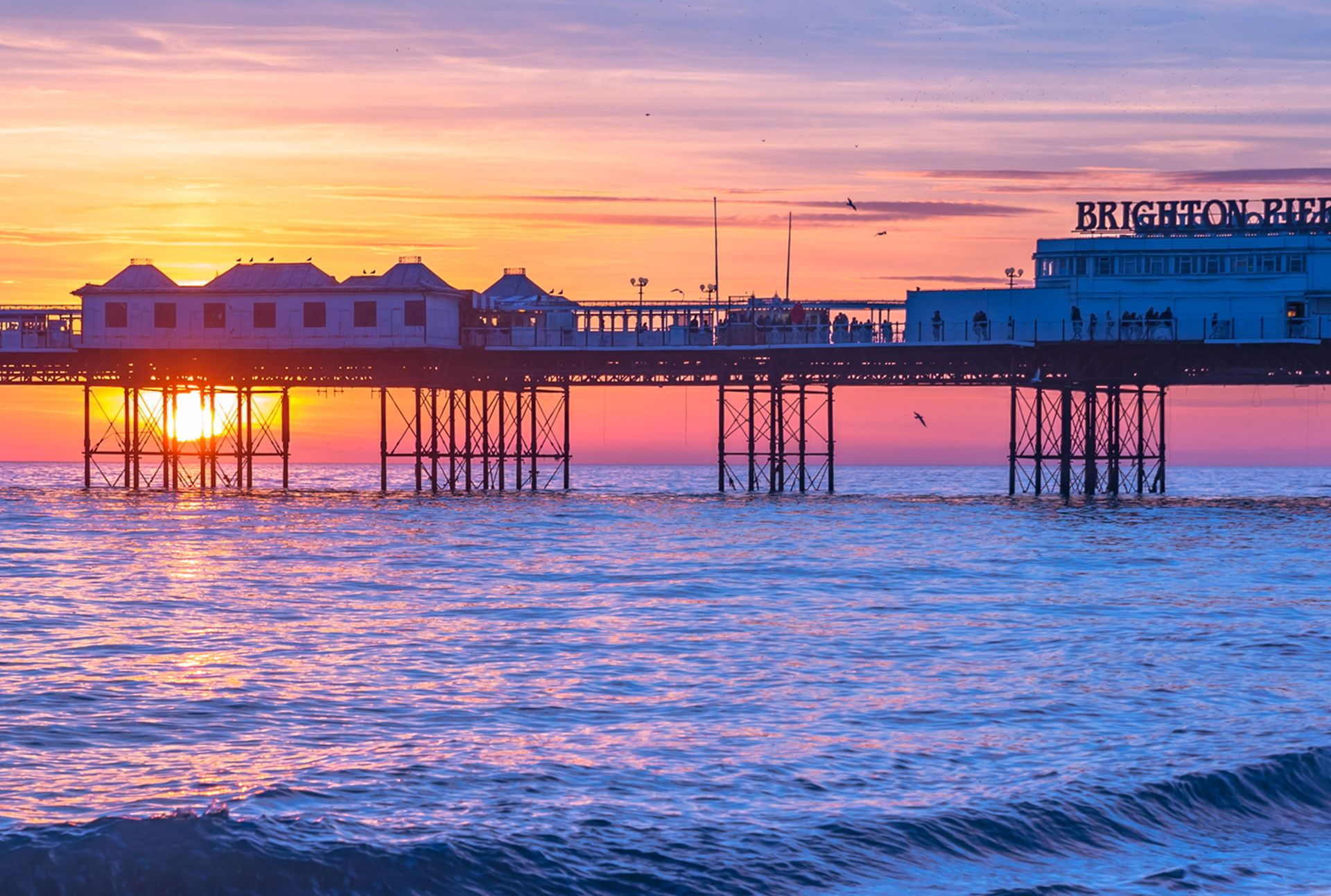 Sprachreisen für Schüler Brighton
