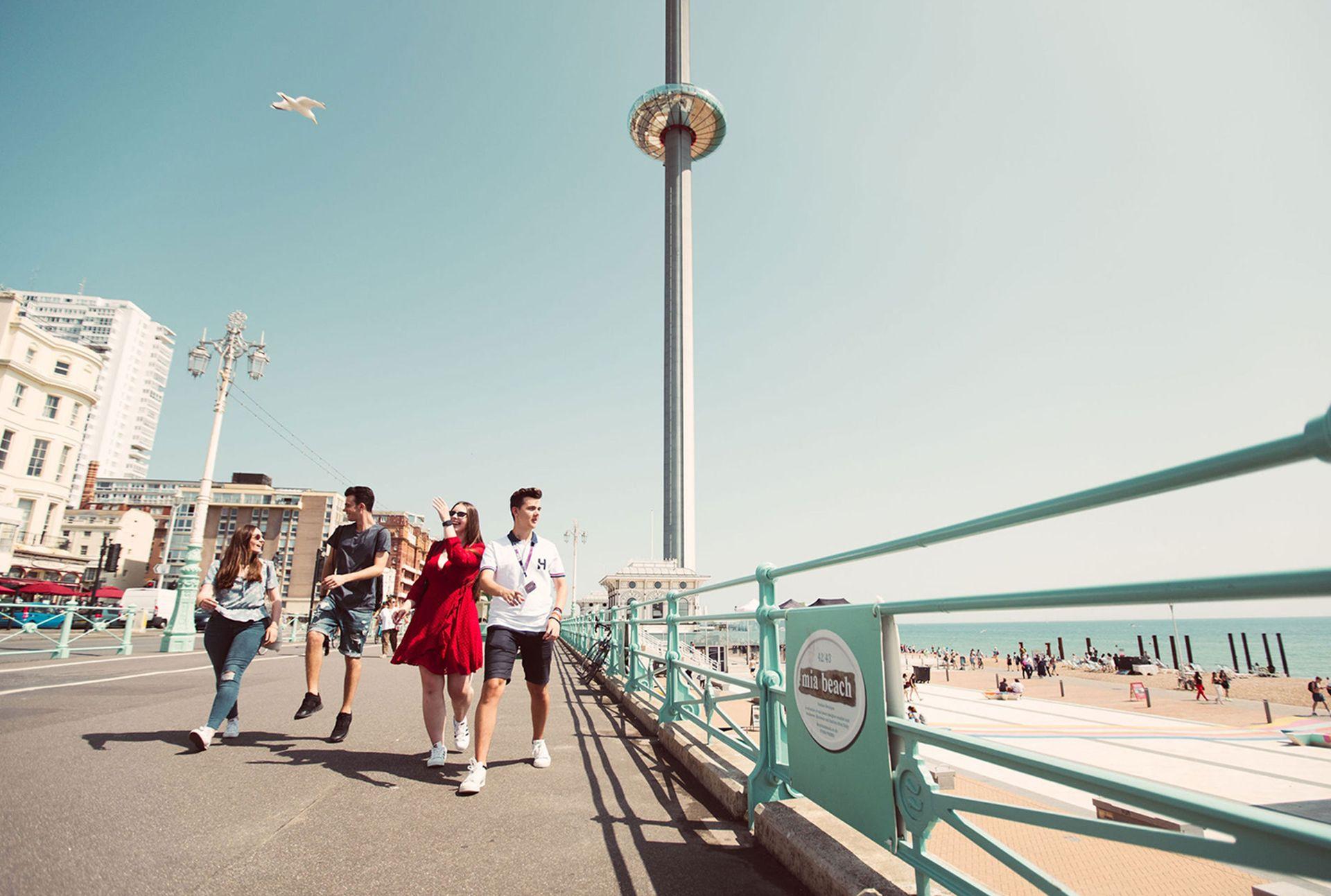 Schülersprachreisen Brighton