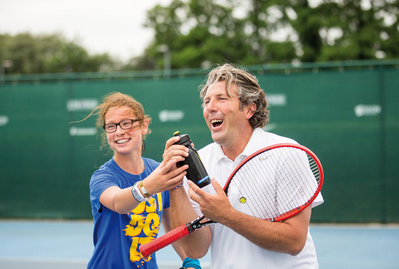 Tennis & Englisch