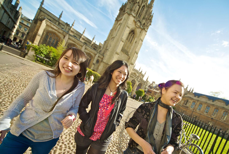 Schülersprachreisen Oxford