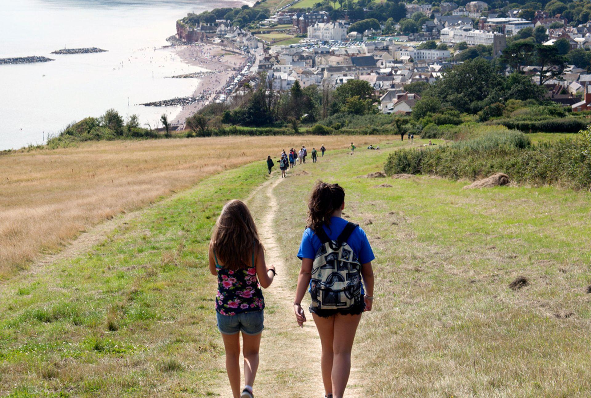 Schülersprachreisen Sidmouth