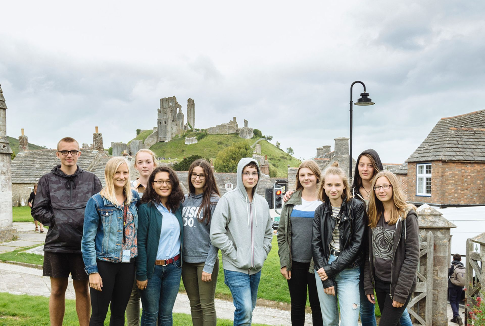 Schülersprachreisen Weymouth