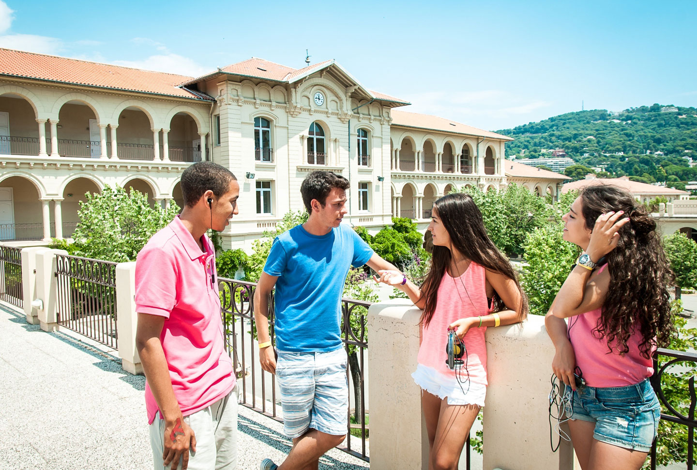 Schülersprachreisen Côte d'Azur