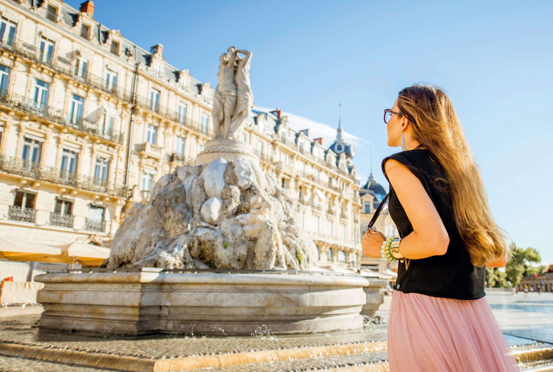 Schülersprachreisen <br> Montpellier 16+