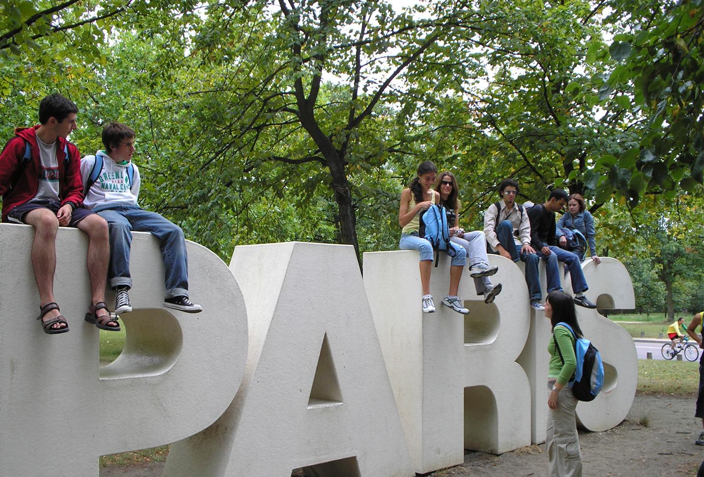Schülersprachreisen Paris