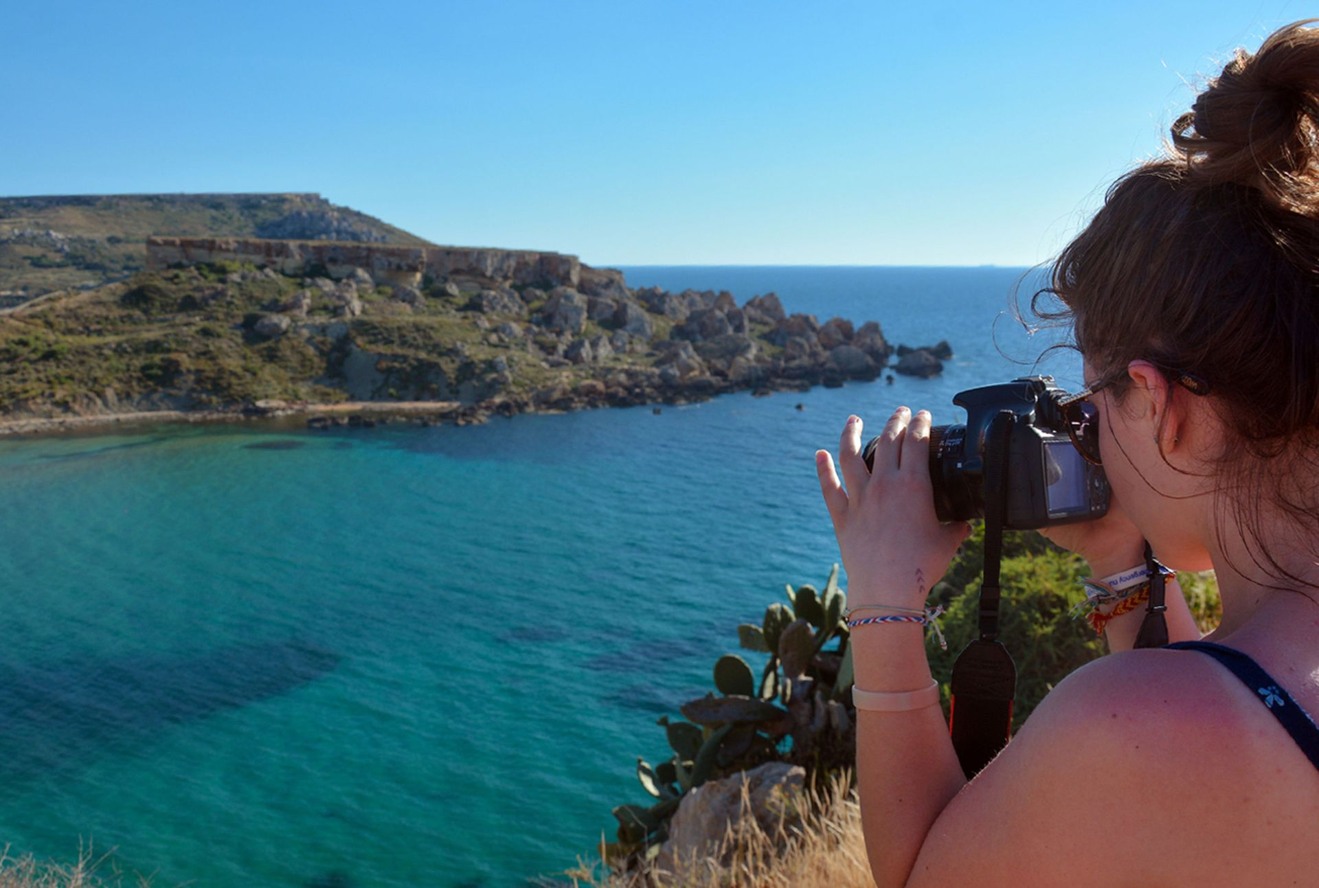 Sprachferien Malta 16+