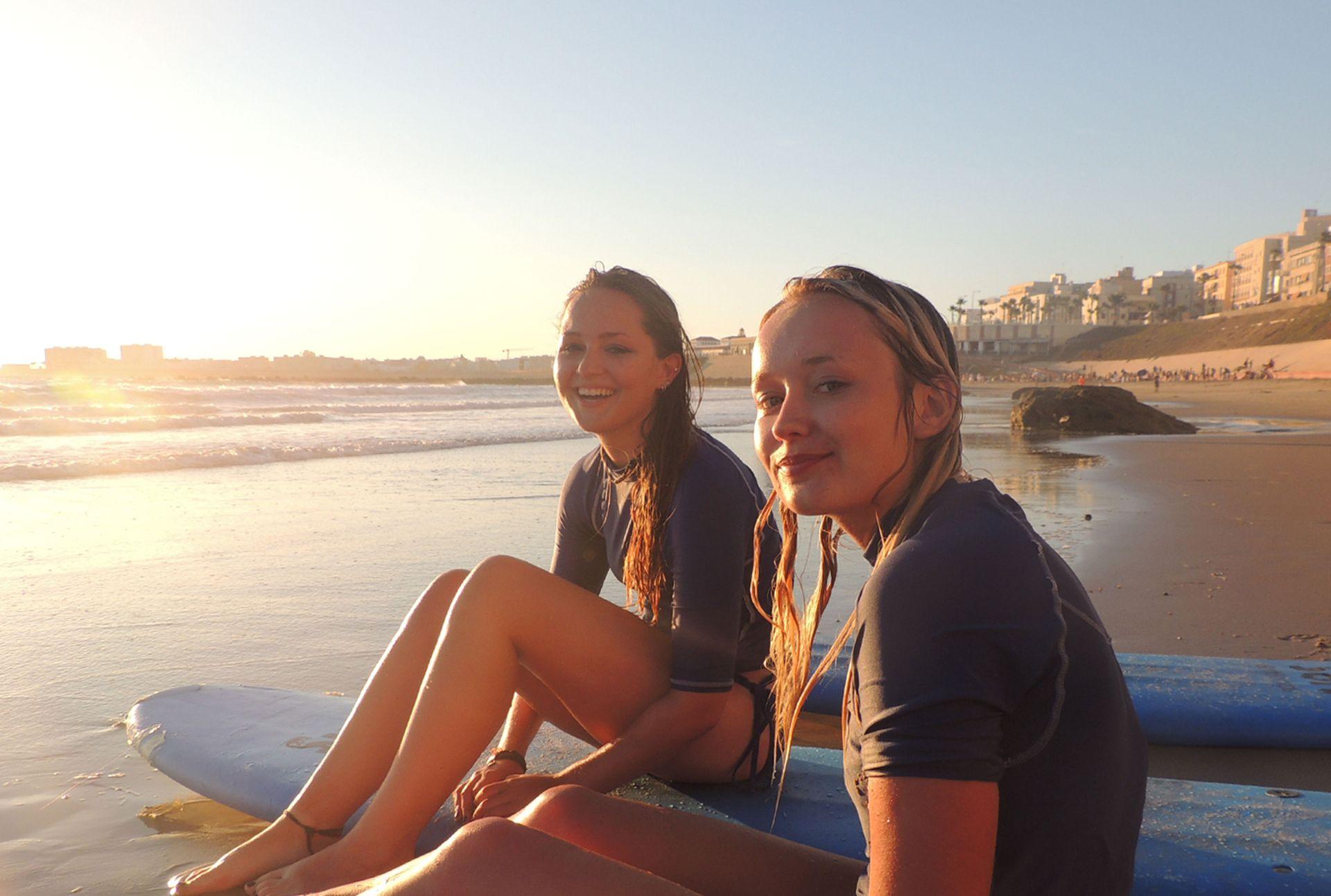 Sprachreisen für Schüler Andalusien