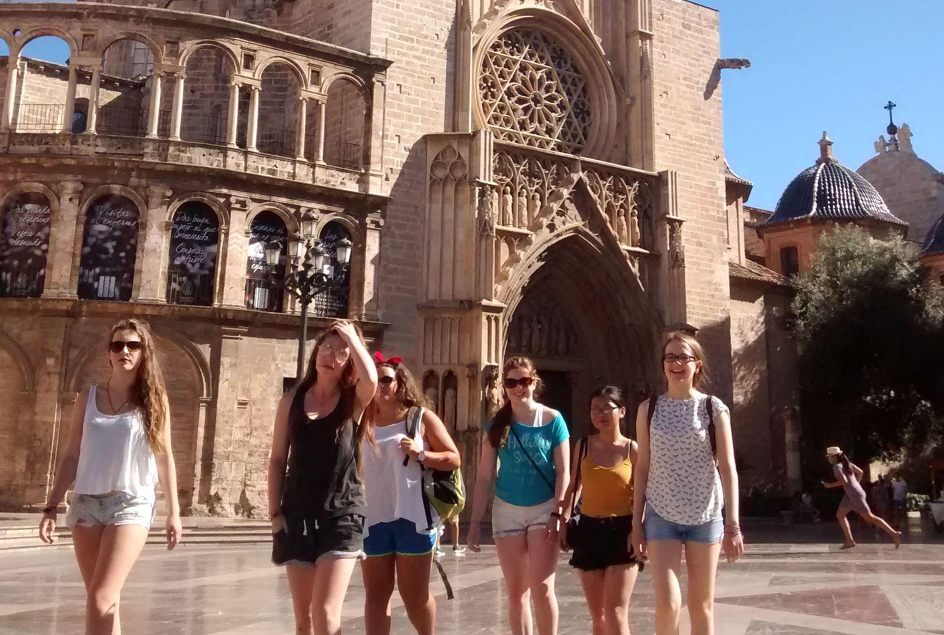 Schülersprachreisen Spanien