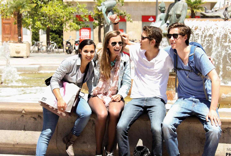 Schülersprachreisen Valencia