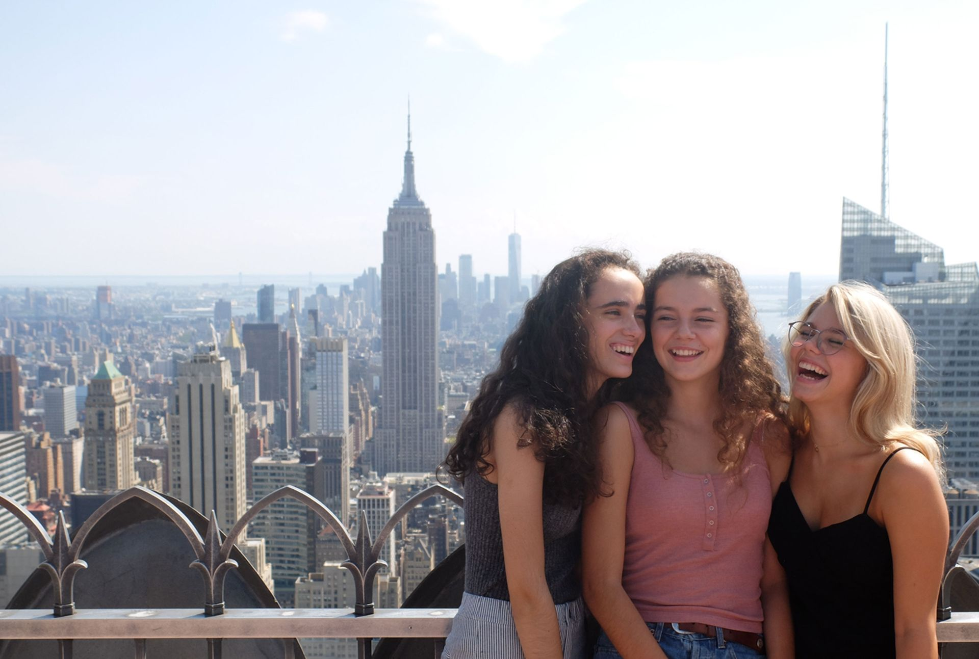 Schülersprachreisen New York