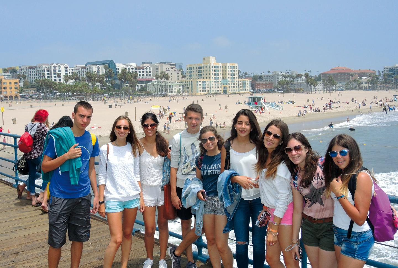 Schülersprachreisen in den USA