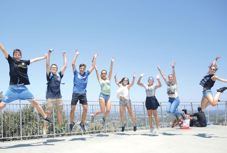 Sprachreisen für Schüler Kalifornien
