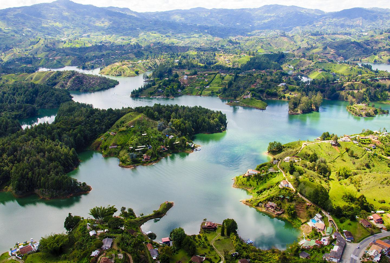 Sprachreisen Kolumbien