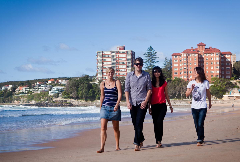 Sprachschule Sydney Manly