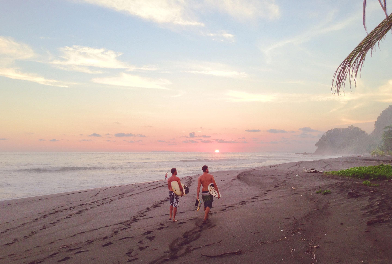 Sprachreisen Jacó Beach
