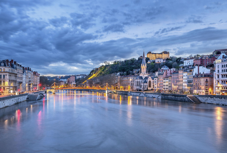 Sprachreise Lyon