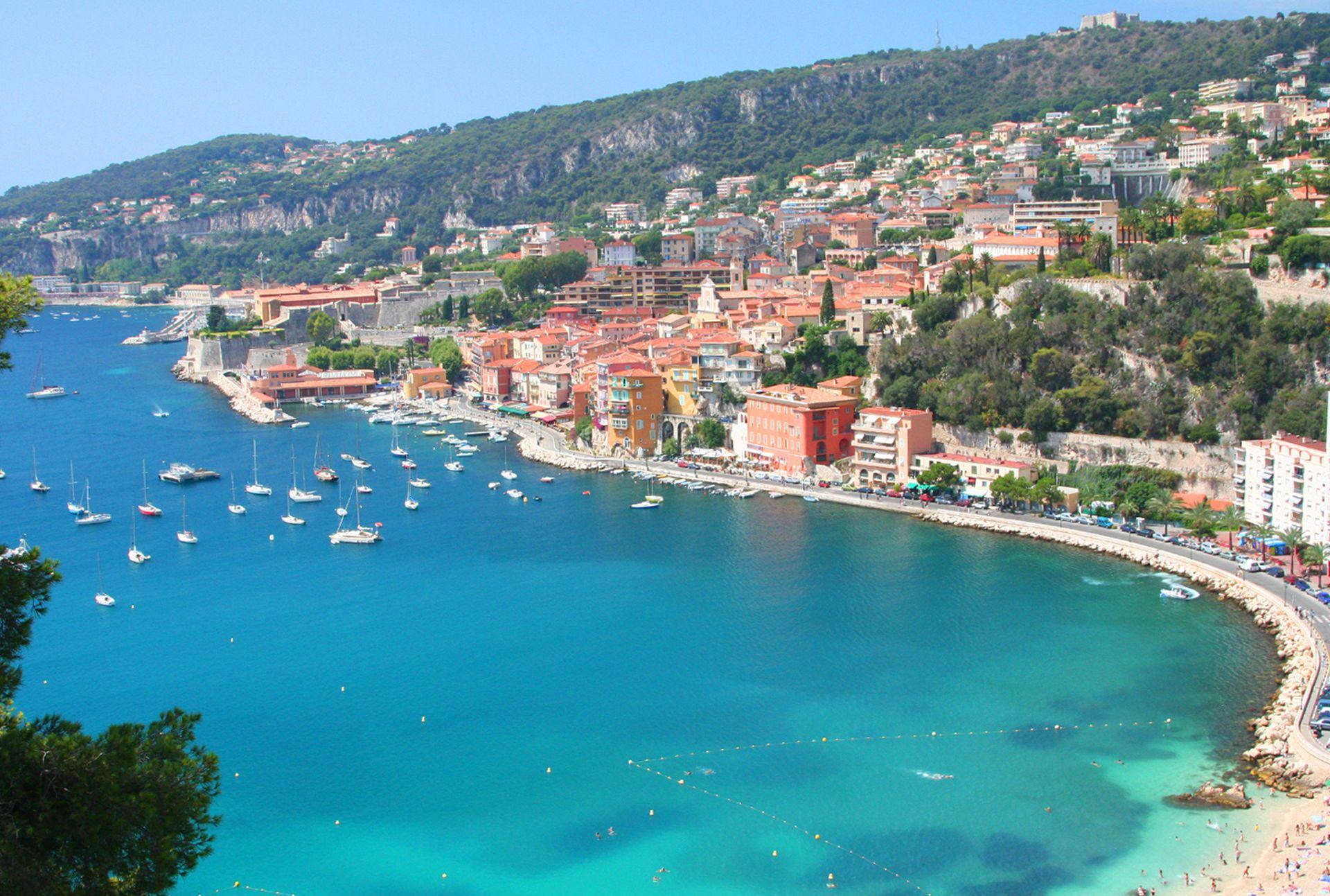 Bei einer Sprachreie 50+ Frankreichs Côte d'Azur erleben