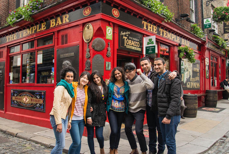 Sprachreisen nach Dublin