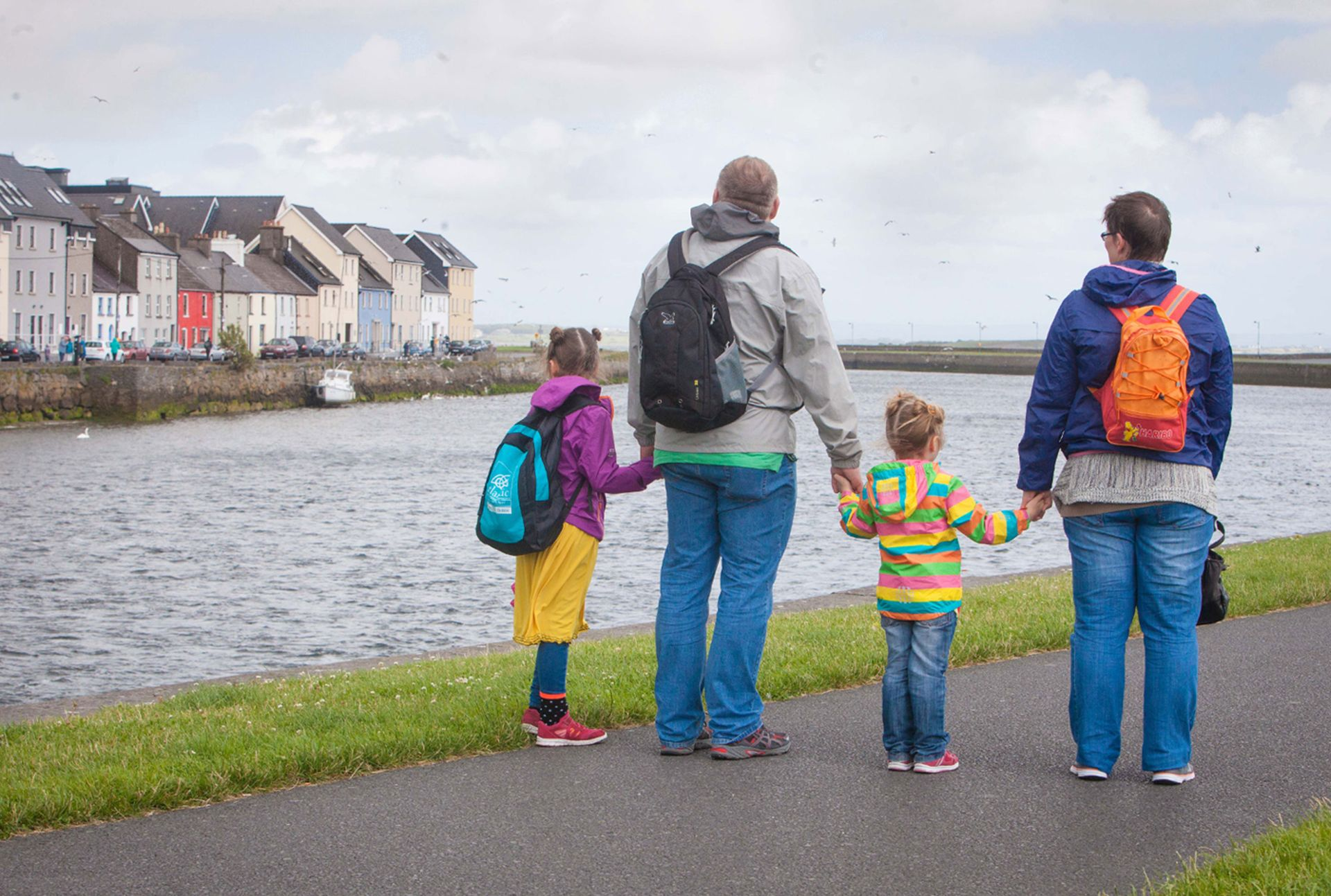 Galway Kids & Parents