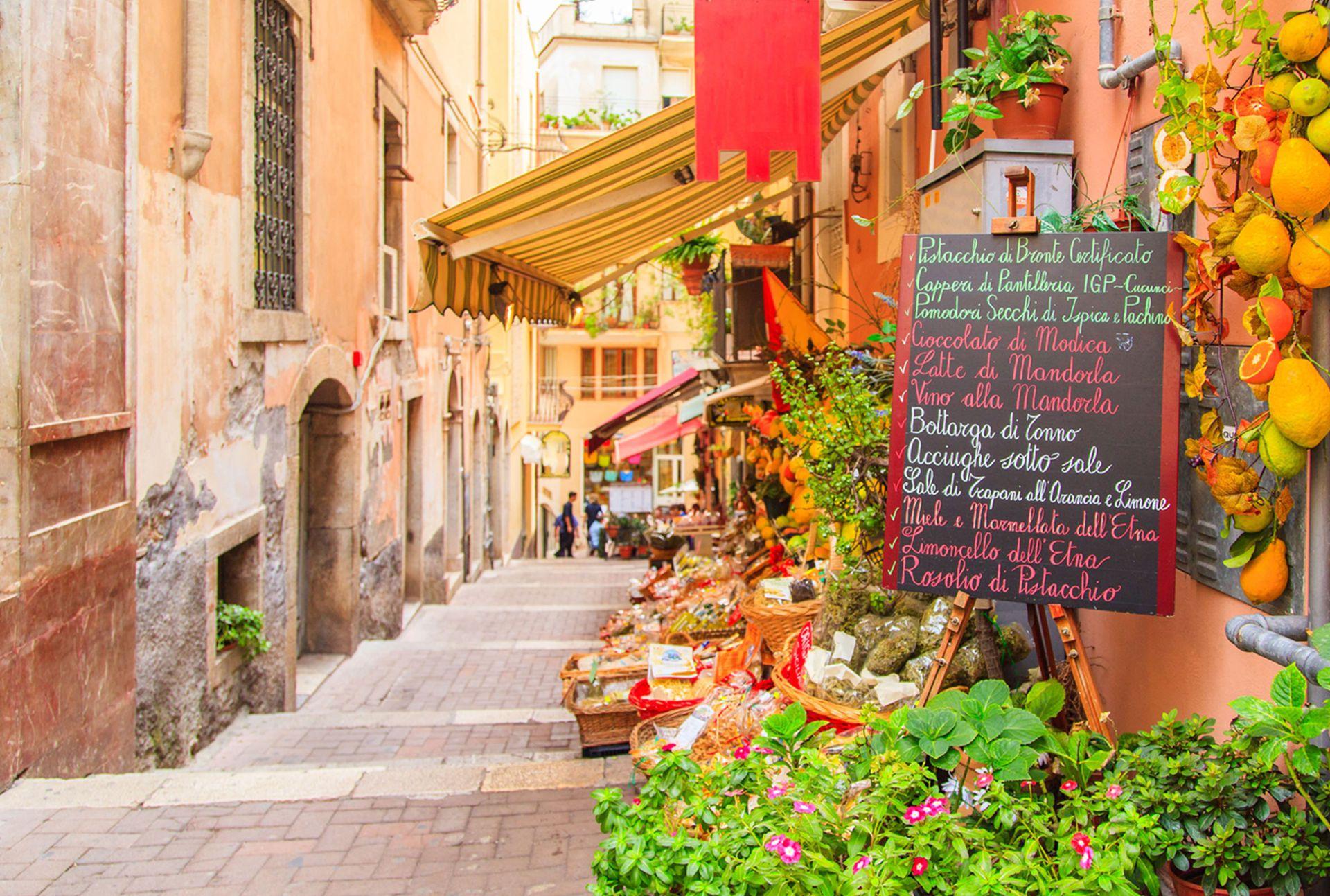 Sprachreisen Sizilien 50+