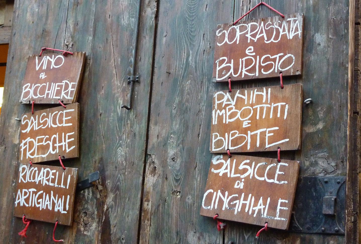 Erfahrungsberichte Italien