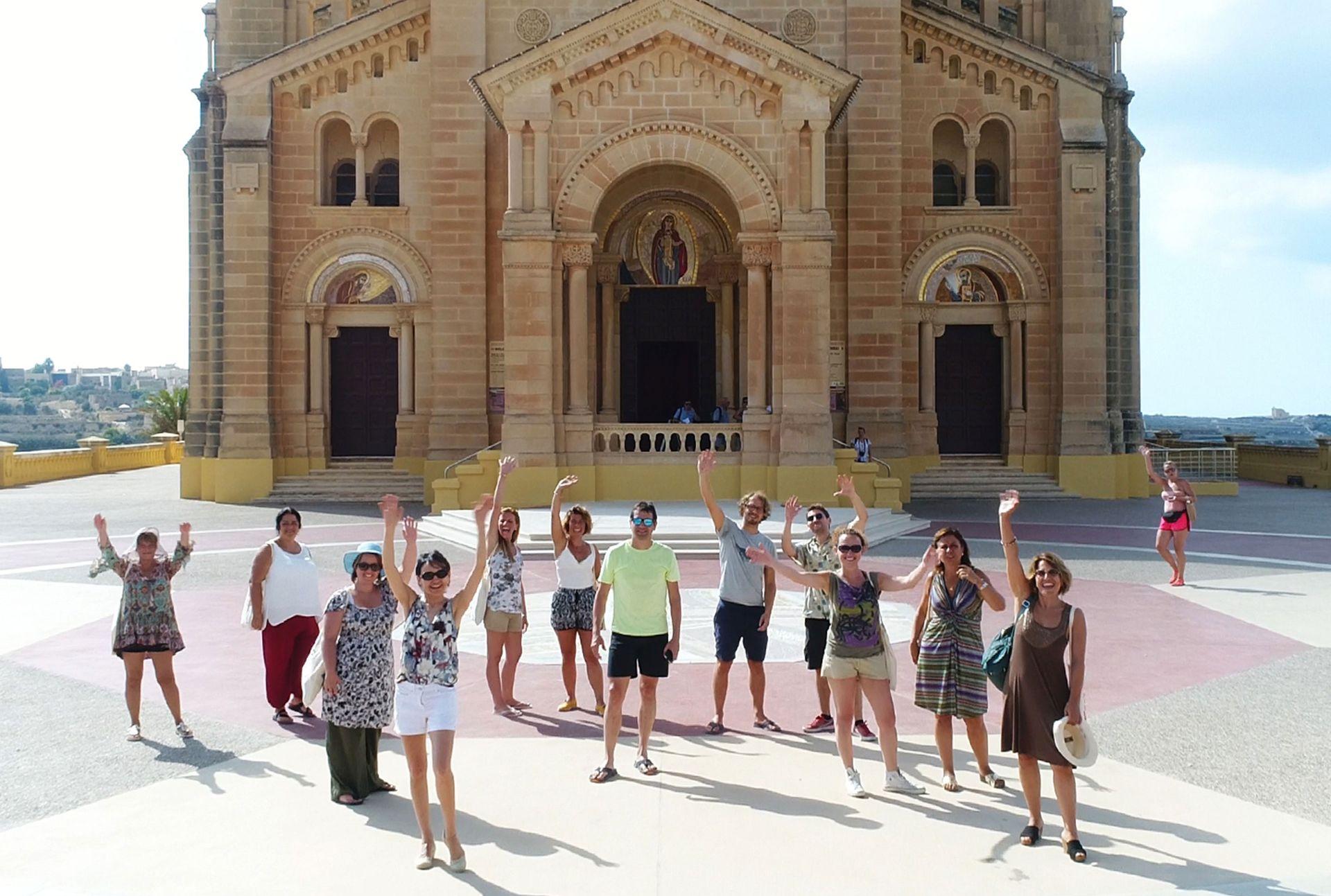 Sprachreisen Malta 50+