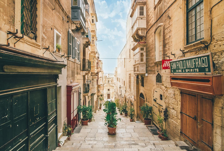 Malta Altstadt