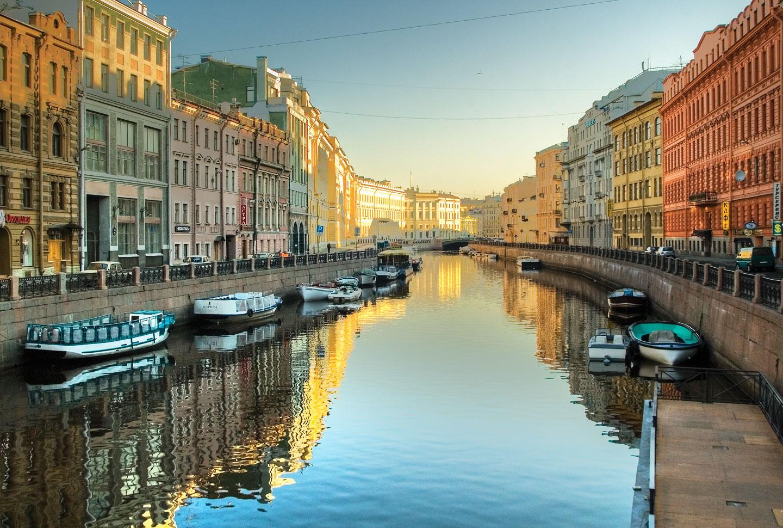 Sprachreisen St. Petersburg