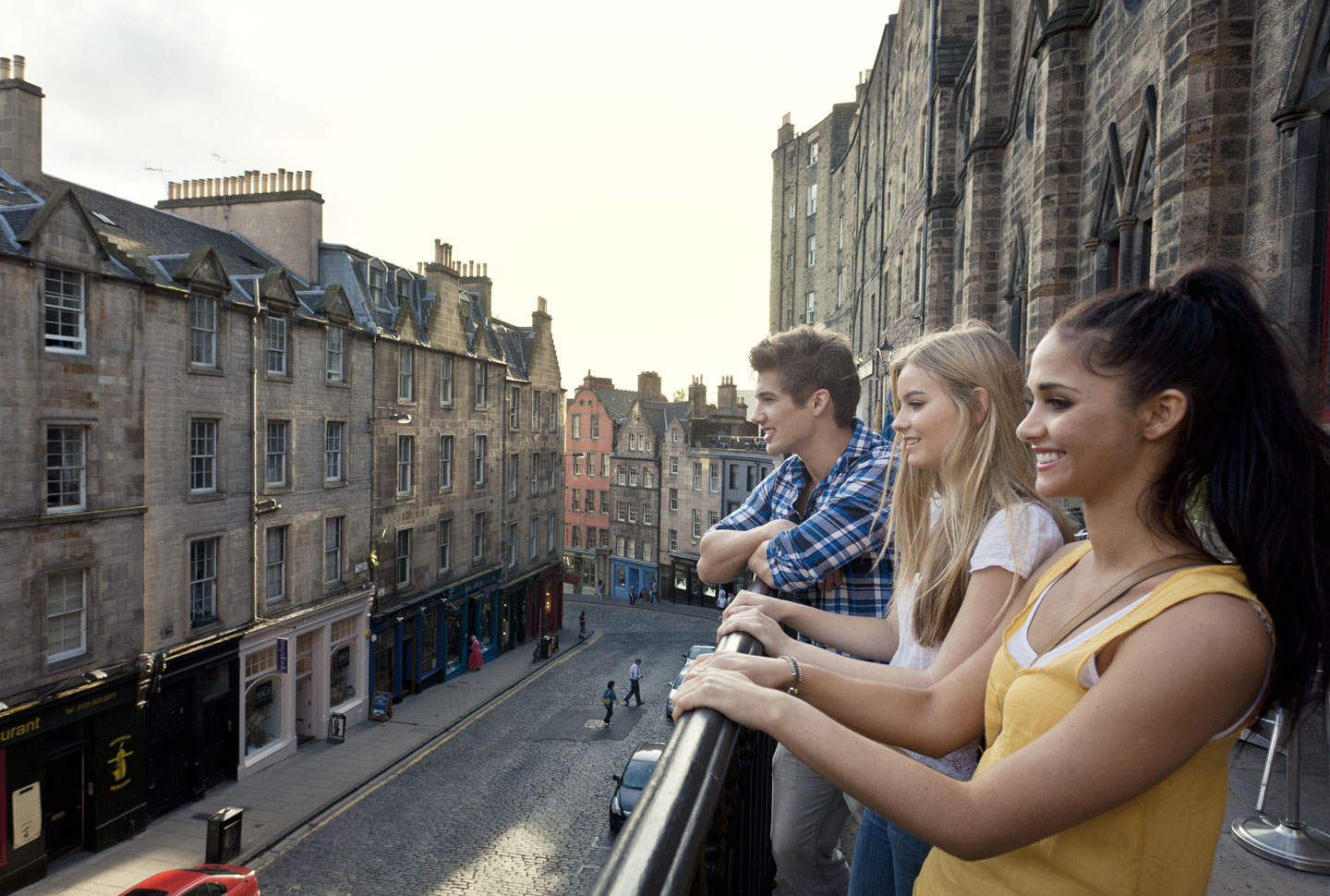 Sprachreisen Edinburgh