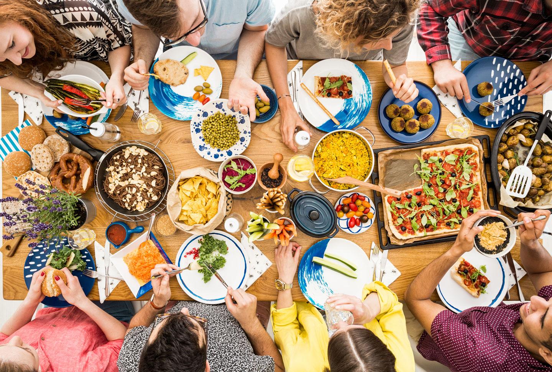 Vegane und vegetarische Sprachreisen