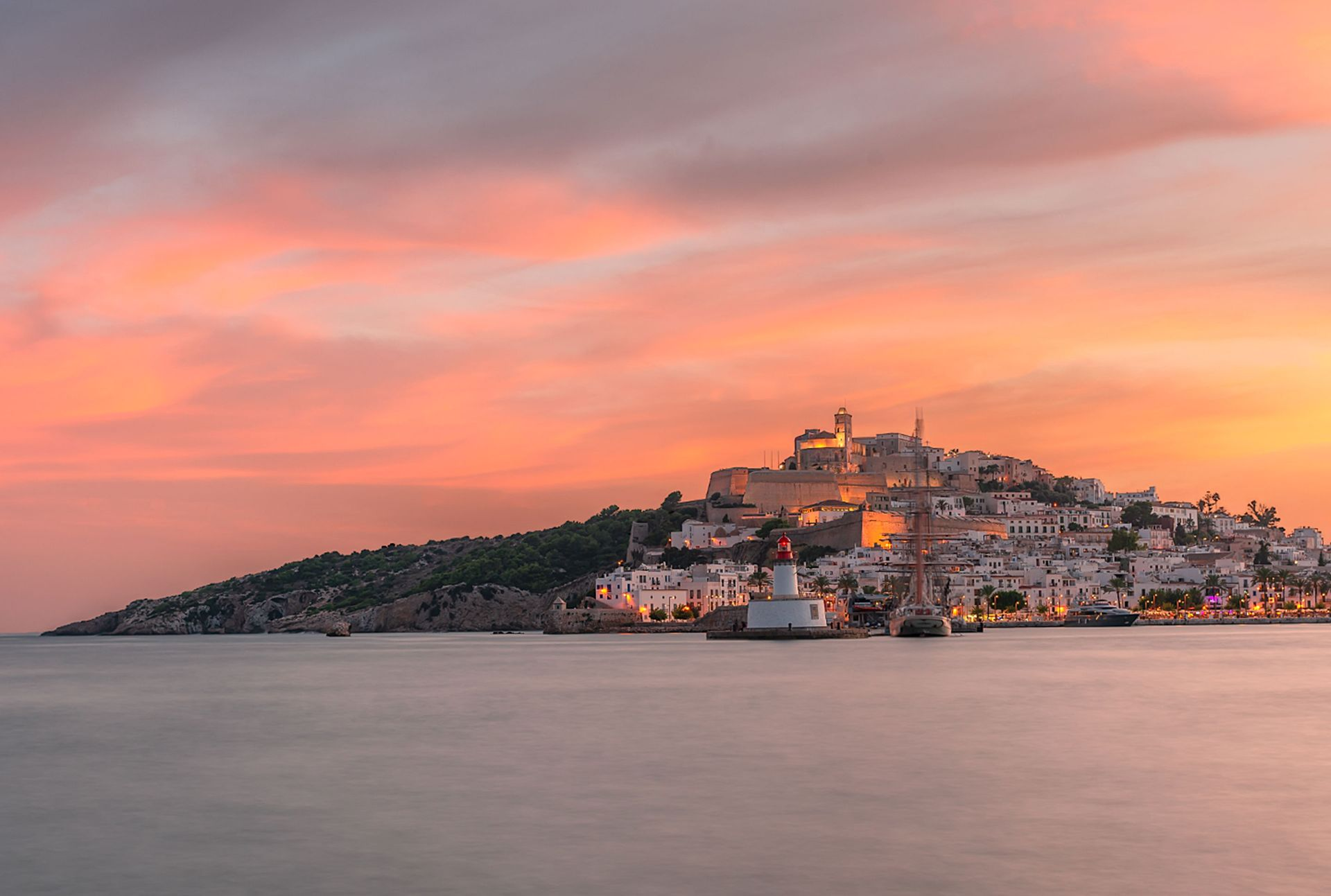 Sprachreisen Ibiza 50+