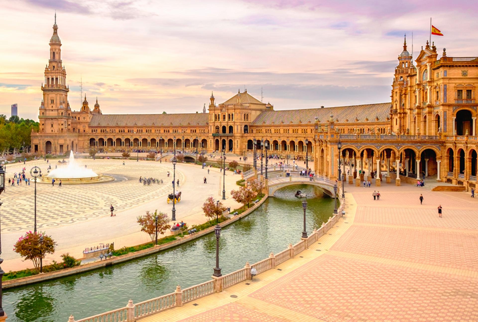 Sprachreisen Sevilla 50+